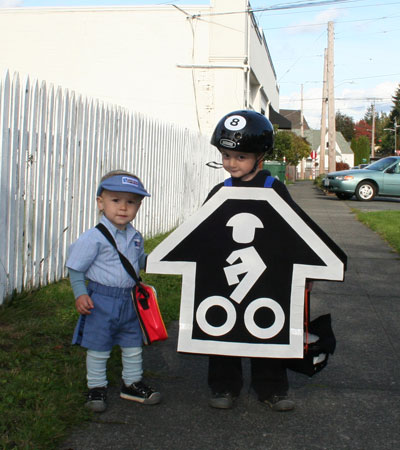 Sharrow costume
