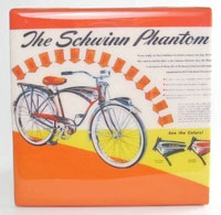 Schwinn Phantom Tile Coaster