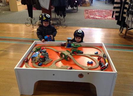 Thomas train table plans free