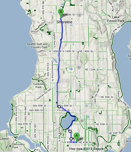 google maps seattle traffic with Interurban North To Shoreline on Traffic Control Plans furthermore Kirkliv wordpress further Miami Car Thief Arrives In Washington State In Record Time additionally Scottsdale as well Waterfalls Road Trip Or.