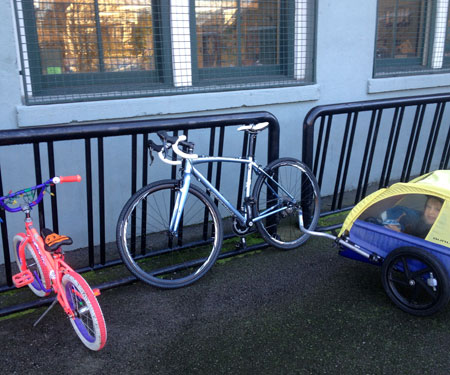 Our ice bikes
