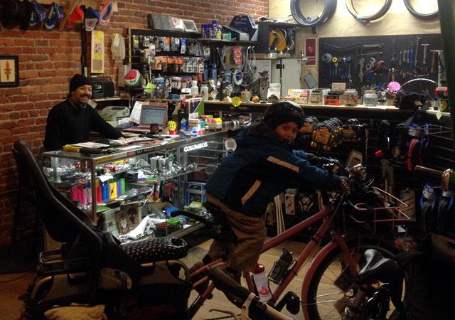 Back Alley Bike Repair