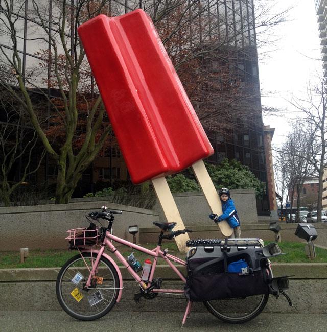 Belltown popsicle
