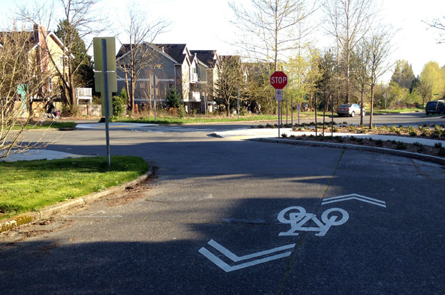 Greenway meets multi-use trail