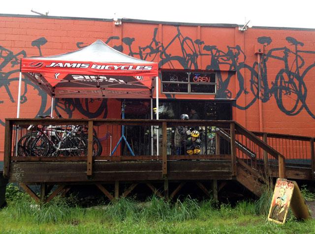 At Counterbalance Bicycles