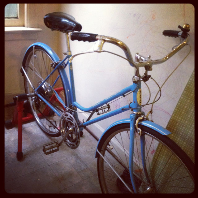 Kitchen bike