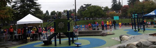 Ballard Bikes to School Kick-Off Event