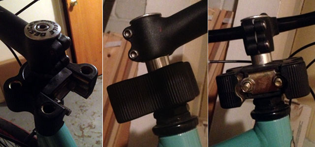 Bobike Mini mounting bracket thingy