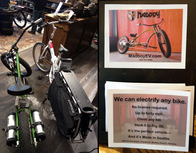 Madboy Electric Vehicles