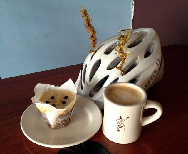 Solsticio, and Kidical Mass fall helmet craft
