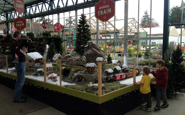 Swansons Reindeer Festival