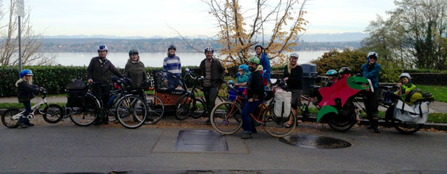 Cranksgiving group shot