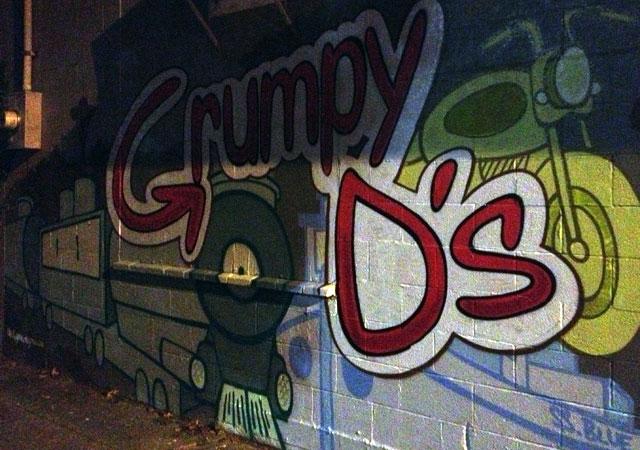 Grumpy D's