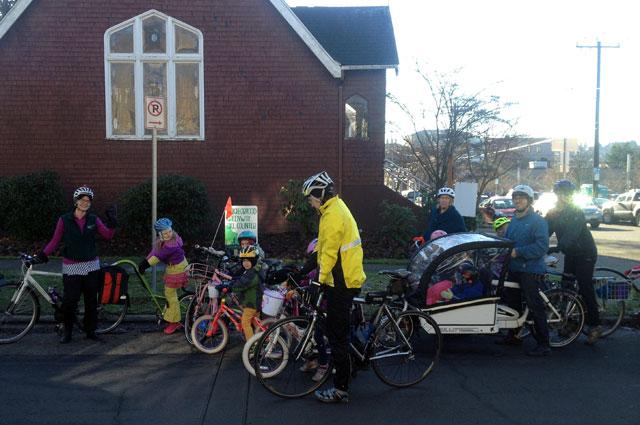 Ballard Greenway bike counter