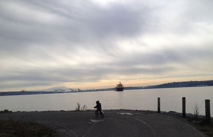 Elliott Bay Trail