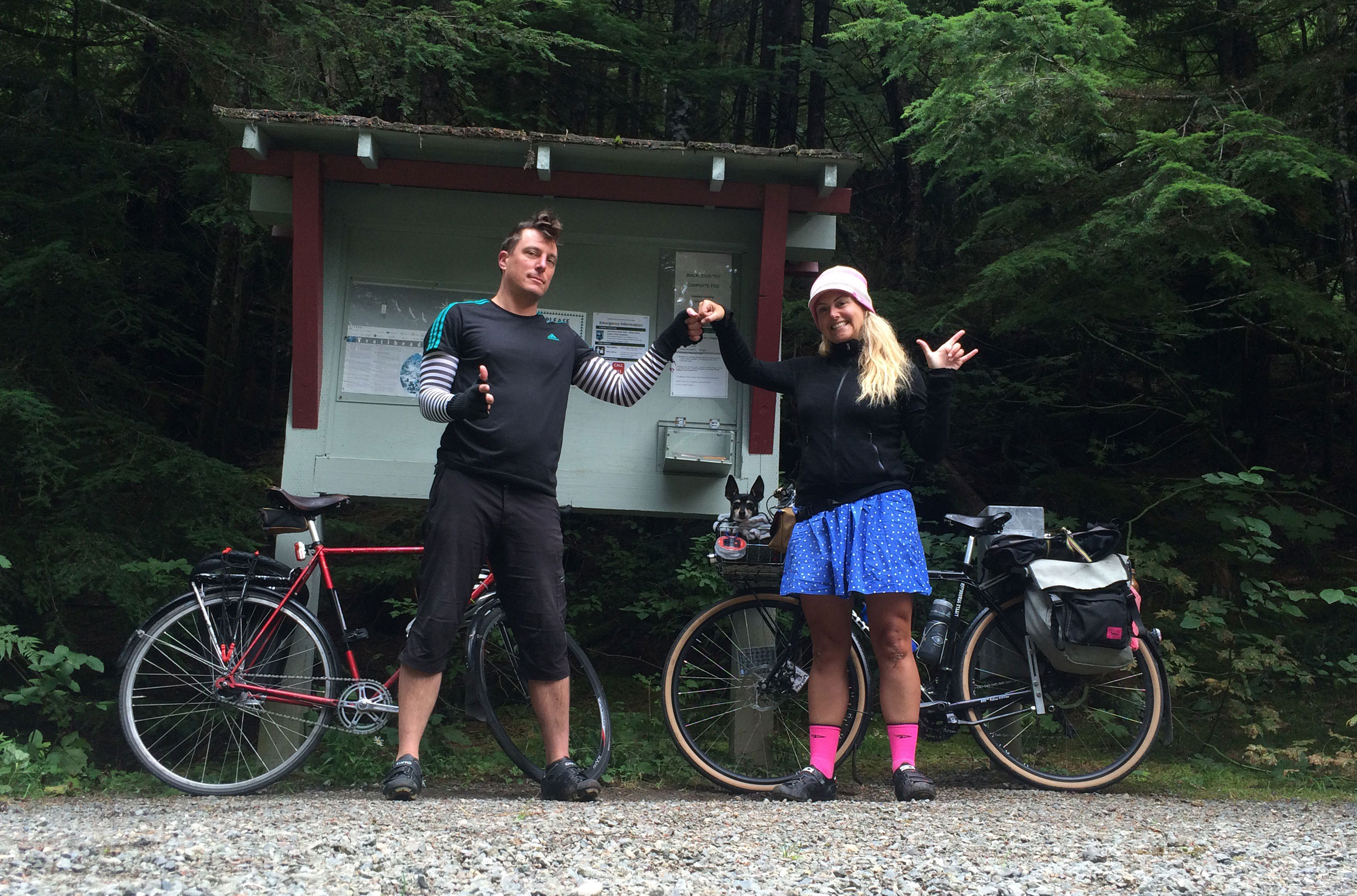 Bike camping in Iron Horse State Park, take two | Family Ride